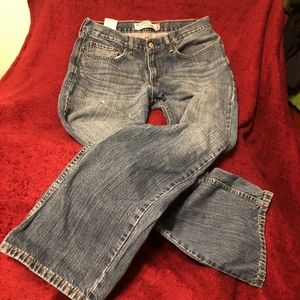 Levi's 559 Relaxed straight jean 33/34
